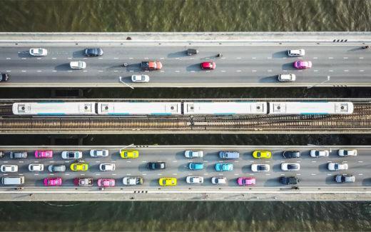 image représentant le drainage des routes