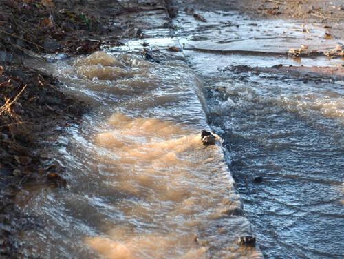 photo de ruisseau d'eau