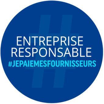 "logo ""entreprise responsable"""