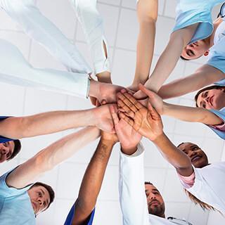 Definition des valeurs de l'entreprise, esprit d'équipe, importance de l'humain dans l'entreprise
