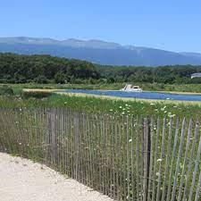 Le lac de Vernes après chantier